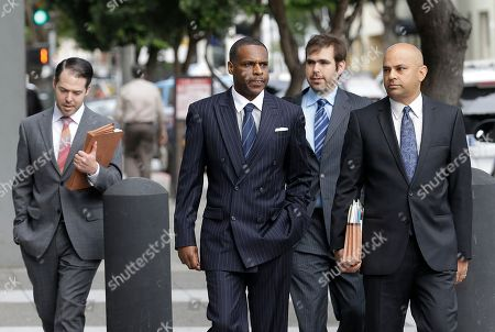 Keith Jackson Keith Jackson, center, walks toward the San Francisco Federal courthouse in San Francisco, . Jackson, a political advisor and former San Francisco school board member, has pleaded not guilty to racketeering and related charges in a political corruption investigation involving California state Sen. Leland Yee