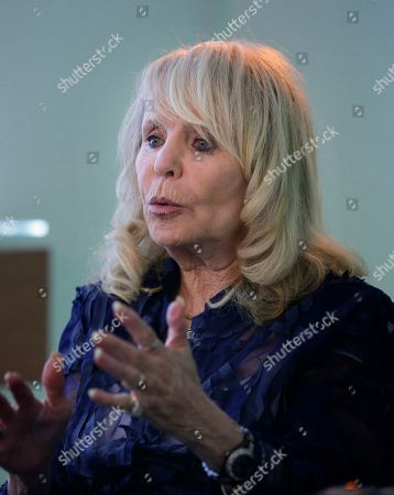 Stock Photo of Shelly Sterling Shelly Sterling, wife of former Los Angeles Clippers owner Donald Sterling, speaks during an interview with The Associated Press, in Los Angeles. A judge who was on the verge of allowing a defamation suit by Donald Sterling's mistress to go forward decided to reconsider after hearing from Shelley Sterling's lawyer . Attorney Pierce O'Donnell called the filing by V. Stiviano an act of spite and revenge against the estranged wife of the former Los Angeles Clippers' owner