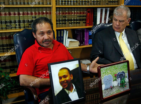 William Kennedy, Ernesto Abreu Attorney William Kennedy listens as his client, Ernesto Abreu, left, speaks during a news conference in Quincy, Mass., . Abreu's son, Daniel, and Safiro Furtado, were shot to death as they sat in a car in Boston's South End on July 16, 2012. Former New England Patriots' Aaron Hernandez, who already faces a murder charge in a man's shooting death last year, has been indicted Thursday on new murder charges in this 2012 double slaying in Boston