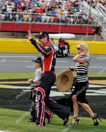 Editorial photo of NASCAR Charlotte Auto Racing, Concord, USA