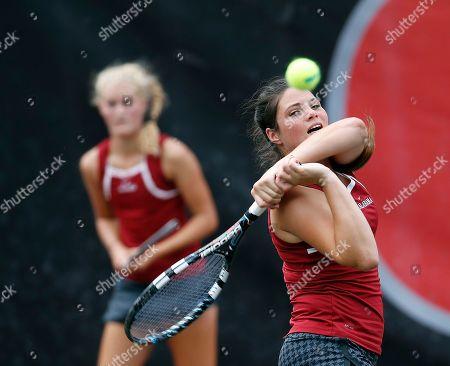 Editorial photo of NCAA Women's Tennis, Athens, USA