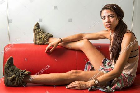 """Arisce Wanzer Transgender model Arisce Wanzer poses for a photo in Los Angeles on . Wanzer says that transgender dating is just like dating for anyone, """"We are not aliens. We have normal dreams, normal aspirations"""