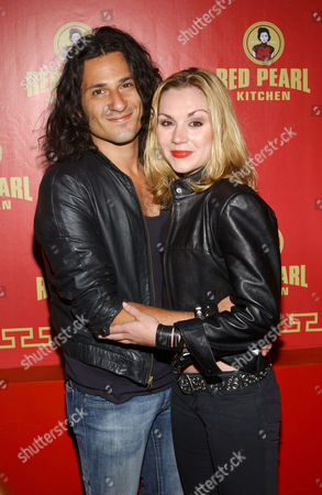 Hal Ozsan and Rachel Miner