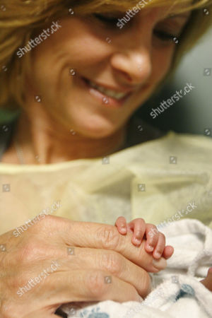 Editorial picture of Baby Cuddlers, Chicago, USA