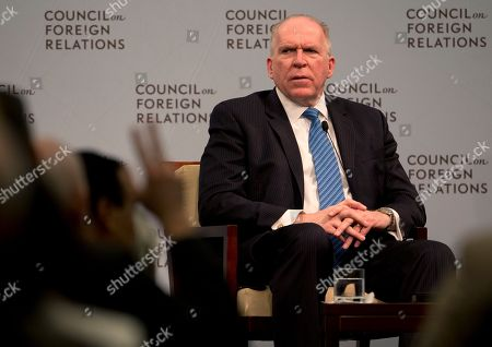 John O. Brennan CIA Director John O. Brennan looks tot he audience as he answers questions at the Council on Foreign Relations, in Washington. The head of the Senate Intelligence Committee said Tuesday the CIA improperly searched a stand-alone computer network established for Congress in its investigation of allegations of CIA abuse in a Bush-era detention and interrogation program and the agency's own inspector general has referred the matter to the Justice Department for possible legal action
