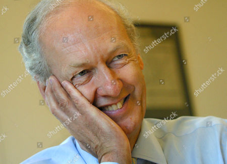 Stock Picture of Anthony Bolton of Fidelity International where he is manager for Special Situations, London, Britain
