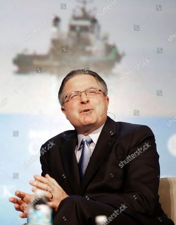 John Watson Chevron chairman and CEO John Watson speaks at the IHS CERAWeek energy conference, in Houston