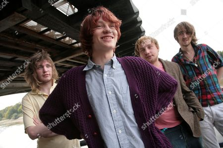 Editorial picture of Larrikin Love, London, Britain - 13 Sep 2006