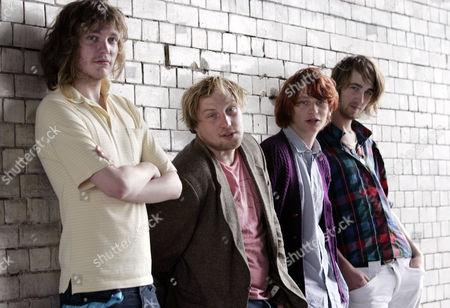 Stock Image of Larrikin Love - Micko Larkin, Alfie Ambrose, Edward Larrikin and Coz Kerrigan
