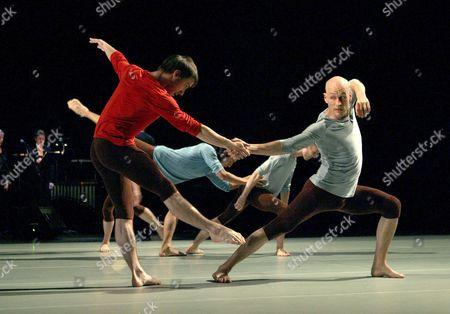 Dance to Music - Richard Alston Dance Company
