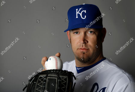 Brad Penny Kansas City Royals' Brad Penny poses during the Royals photo day at spring training baseball practice, in Surprise, Ariz