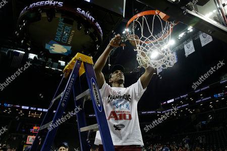 Editorial photo of Saint Josephs VCU Basketball, New York, USA