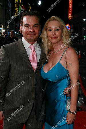 Eric Schiffer and Angela Aiton .