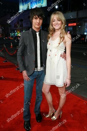 Chad Rogers and Victoria Salsbury