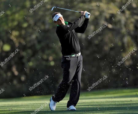 Jeff Overton during the second round of the Valspar Championship golf tournament at Innisbrook, in Palm Harbor, Fla