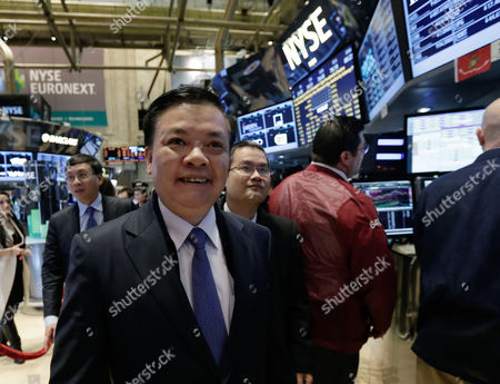 Dinh Tien Dung Vietnam's Finance Minister Dinh Tien Dung visits the trading floor of the New York Stock Exchange, . Stocks opened higher as traders were encouraged by a pickup in retail sales and more signs of health in the U.S. job market