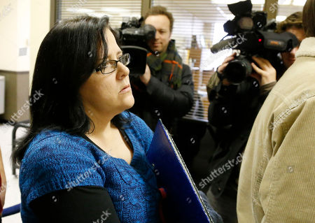Jennifer Luna Jennifer Luna, the mother of murder suspect Chancey Luna, waits in line to enter the courtroom for a hearing in Duncan, Okla, . The three teenagers accused of fatally shooting Australian Christopher Lane as he jogged down a street in Duncan, Oklahoma, allegedly because they were bored, are expected in court for a hearing that could reveal details about the case. First-degree murder charges have been filed against 18-year-old Michael Dewayne Jones and two 16-year-olds, Chancey Allen Luna and James Francis Edwards Jr