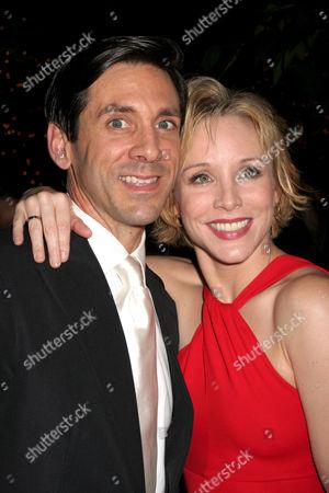 Michael Berresse and Charlotte d'Amboise