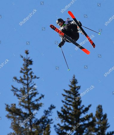 Alex Beaulieu-Marchand Canada's Alex Beaulieu-Marchand flies off a jump during the slopestyle freestyle skiing final at the Dew Tour iON Mountain Championships, in Breckenridge, Colo. Beaulieu-Marchand placed second in the event