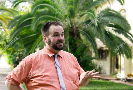 Adam Mayfield In Orlando, Fla., Adam Mayfield explains he moved to Florida because he knew he could easily find a job in Orlando after he was laid off in Atlanta last year. Sometime in 2014, Florida will surpass New York in population and become the nation's third-most populous state