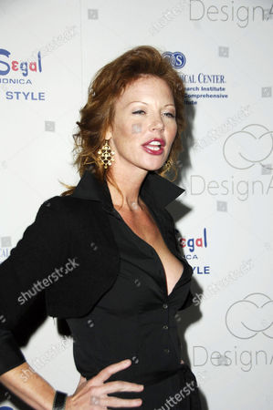Editorial image of 'Design a Cure' Party, Brentwood, California, America - 05 Oct 2006
