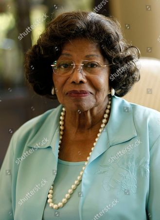 Stock Photo of Katherine Jackson Katherine Jackson poses for a portrait in Calabasas, Calif. A judge heard arguments, from lawyers for singer Michael Jackson's mother, who is seeking a new trial in her negligent hiring case against concert promoter AEG Live LLC. Los Angeles Superior Court Judge Yvette Palazuelos did not issue an immediate ruling but indicated in a tentative ruling that she would not grant a new trial