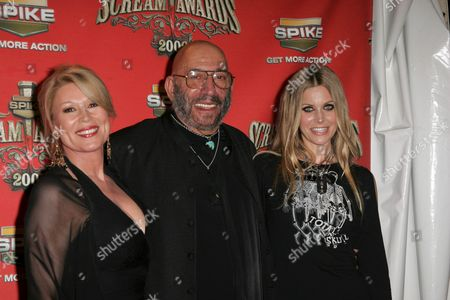 Sheri Moon Zombie, Leslie Easterbrook and Sid Haig