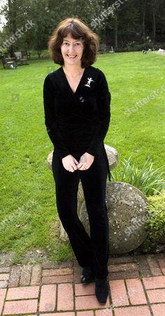 Geraldine McCaughrean, writer of 'Peter Pan in Scarlet'