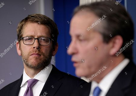 Jay Carney, Gene Sperling White House press secretary Jay Carney listens at left, as White House National Economic Council Chairman Gene Sperling speaks during the daily briefing at the White House in Washington, . With Congress back, the Senate is expected to work on a three-month extension of benefits for the long-term unemployed