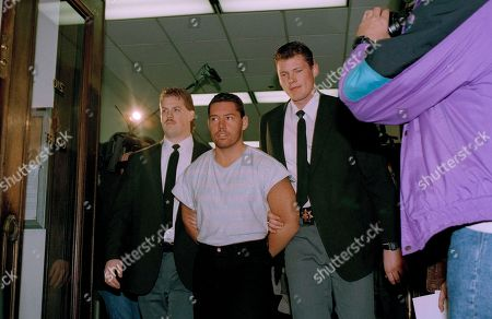 Shane Minoaka Stant Shane Minoaka Stant is led into Multnomah County circuit court, Jan 19,1994 in Portland. For his arraignment in connection with the case involving the assault on skater Nancy Kerrigan