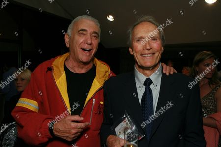 Al Ruddy and Clint Eastwood