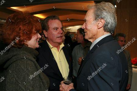Jill St. John, Robert Wagner & Clint Eastwood