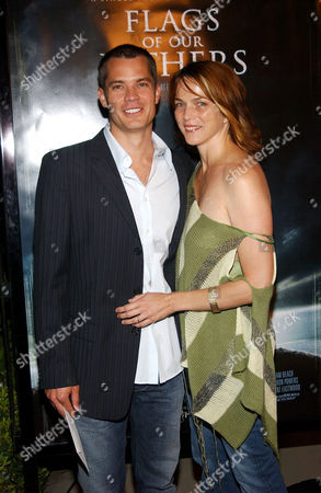 Tim Olyphant and wife Alexis