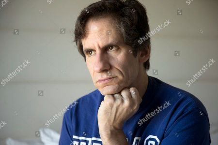 "Seth Rudetsky Pianist Seth Rudetsky poses for photos in Fort Lauderdale, Fla. Rudetsky's 1970s musical romp, ""Disaster"" is performing on Broadway at the Nederlander Theatre in New York"