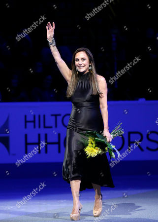 Peggy Fleming Peggy Fleming during a skating spectacular following the U.S. Figure Skating Championships in Boston