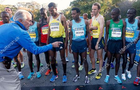 Editorial photo of Boston Half Marathon Athletics, Boston, USA