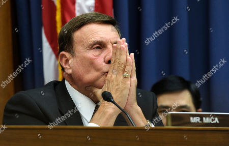 John Mica Rep. John Mica, R-Fla., listens during a joint hearing with the House Natural Resources Committee and the House Oversight and Government Reform Committee on Capitol Hill in Washington, . The hearing was looking at who was to blame for the closure of national parks because of the current government shutdown