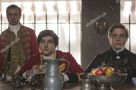 Adrian Schiller as Penge,TOMMY LAWRENCE KNIGHT as Brodie and Basil Eidenbenz as Lohlein