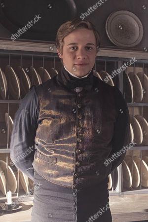 Stock Image of Basil Eidenbenz as Lohlein