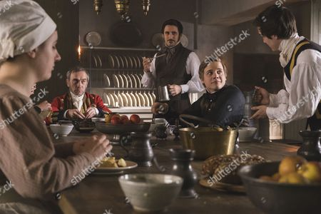Editorial image of 'Victoria' TV show, series one, episode six - 25 Sep 2016