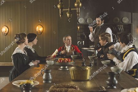 Editorial picture of 'Victoria' TV show, series one, episode six - 25 Sep 2016