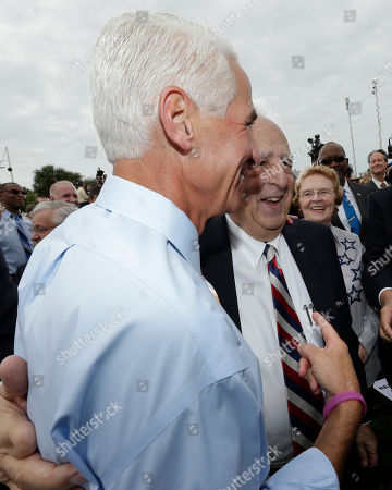 Editorial photo of Governor's Race Crist, St. Petersburg, USA