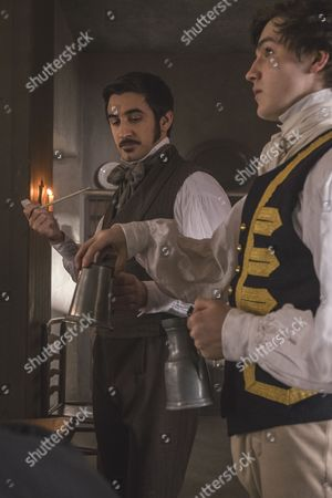 Ferdinand Kingsley as Francatelli