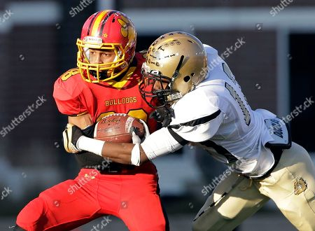 Editorial image of IHSA Class 6A Championship Football, DeKalb, USA