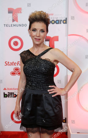 Laura Flores Actress Laura Flores poses at the Latin Billboard Awards in Coral Gables, Fla
