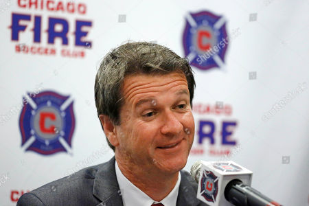 Editorial photo of MLS Fire Yallop Soccer, Chicago, USA