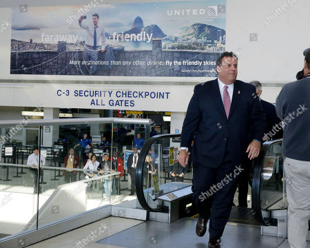 Editorial picture of Newark Airport Makeover, Newark, USA