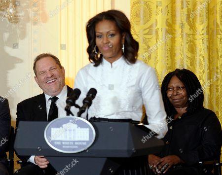 Editorial photo of Obama Film Careers, Washington, USA