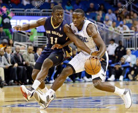 Jrue Holiday, Victor Oladipo New Orleans Pelicans' Jrue Holiday