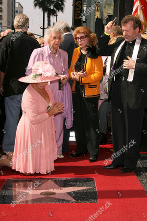 Stock Photo of Ruta Lee and Ann Rutherford with Jayne Meadows